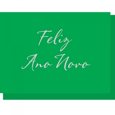 Feliz Ano Novo