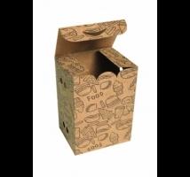 Caixa p/ fritas delivery