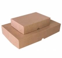 Caixa Flexível Kraft -Embal. c/10 unidades - Papel ecológico