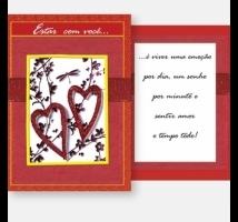 G14 - Amor embal. c/05 cartões