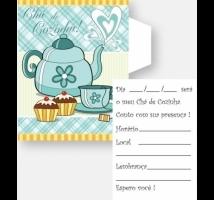 Mimo - Chá de Cozinha pacote c/10 embal. de 10 unid. cada