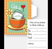 Mimo - Chá de Cozinha 4 pacotes c/100 unid. cada - Sortido