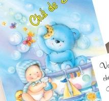 Mimo - Chá de Bebê c/ Glitter
