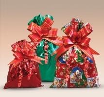 Sacos Metalizados Natal - Diversos Tamanhos